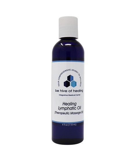 Healing Lymphatic Oil