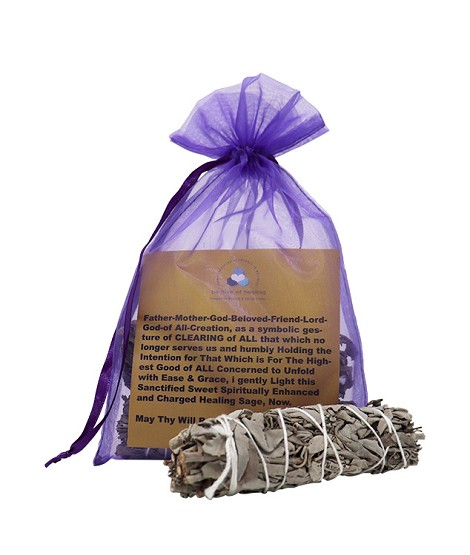 Spiritually Enhanced Healing Medicinal Sage