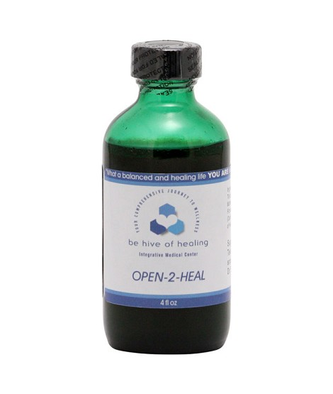 Open-2-Heal Liquid