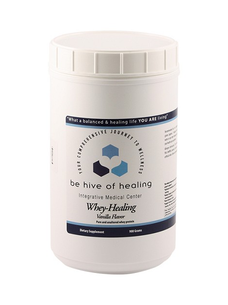 Whey-Healing Powder