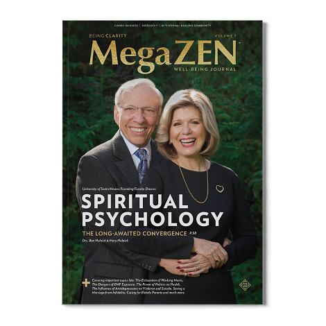 MegaZEN Well-Being Journal Volume 7